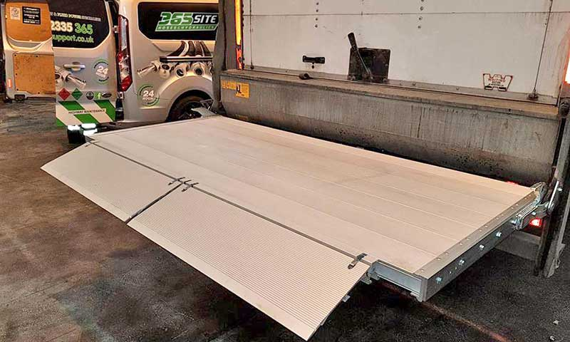 Hydraulic Tail Lift Repair, Maintenance & Installation