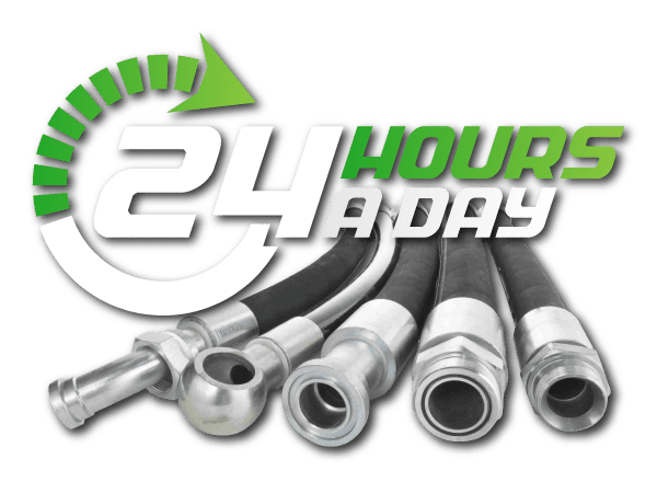 24 Hour Mobile Hydraulic Hose Repair Staffordshire